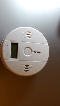 一氧化碳偵測器